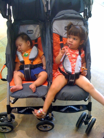 The Mom Crowd 187 Product Comparison Double Strollers