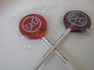 flu lollipops